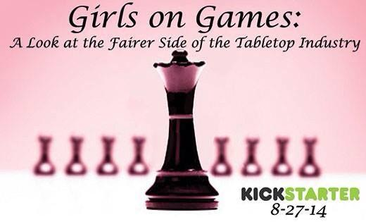 Kickstarter of (last) Week: Girls on Games