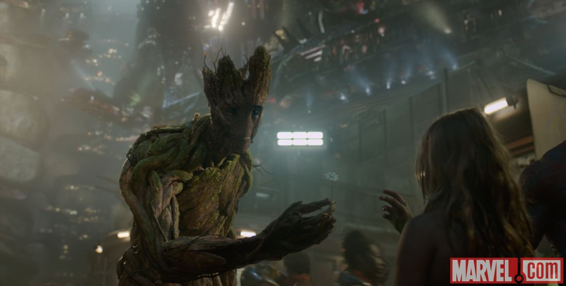 Groot. Guardians of The Galaxy. Directed by James Gunn. Marvel Studios. Marvel. Marvel.com. Film. August 1, 2014.