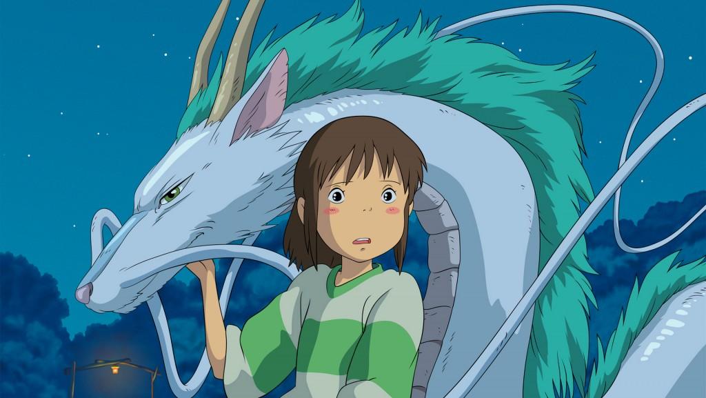 Spirited Away. Sen to Chihiro no kamikakushi. Studio Ghibli. Directed by Hayao Miyazaki. 2001. Film. Animated Film.