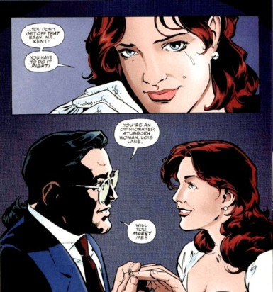 Superman The Wedding Album. Dan Jurgens (writer), Stuart Immonen (pencils). DC Comics, 1996