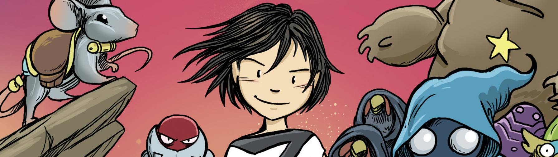 Review: The Return of Zita the Spacegirl