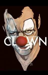 Cover: The Clown, James Maddox, Brandon Lauhon