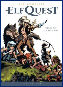 The Complete Elfquest Vol 1, Wendy Pini, Dark Horse 2014