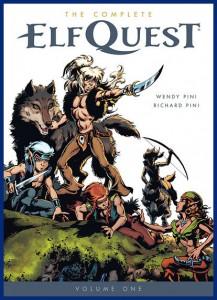 The Complete Elfquest Vol 1, Wendy Pini, Dark Horse 2014