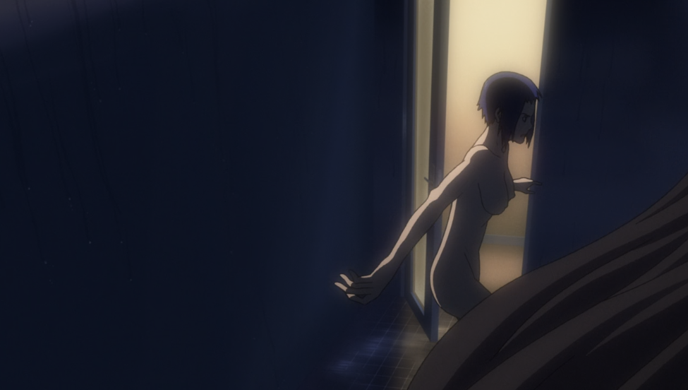 The Major, Motoko Kusanagi, naked, Ghost in the Shell: Arise, Production IG, 2013