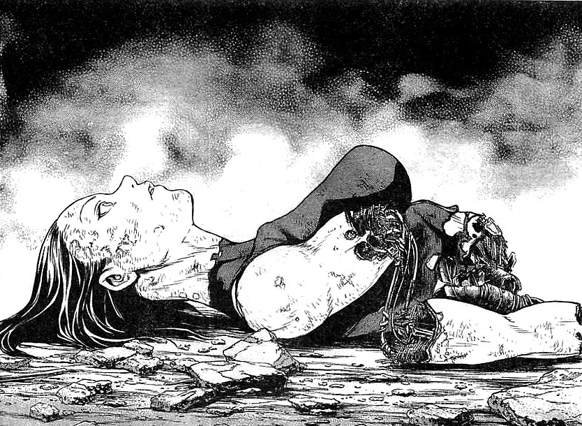 Ghost in the Shell Arise: Sleepless Eye cover, 2013, Fujisaki Junichi, Ooyama Takumi