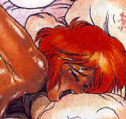 Motoko Kusanagi, The major, having sex, Ghost in the Shell manga, Shirow Masamune, Kodansha,