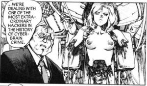 Puppetmaster, Ghost in the Shell manga,攻殻機動隊, Kōkaku Kidōtai, Shirow Masamune, Kodansha,