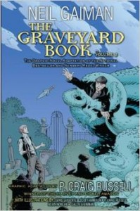graveyard book, http://www.amazon.com/The-Graveyard-Book-Graphic-Novel/dp/0062194836/ref=zg_bsnr_3014_26, neil gaiman, p. craig russell, harpercollins