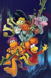 jake myler, fraggle rock 1, archaia