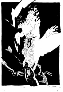 mike mignola unknown project 2014