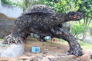 Junk Turtle! by Ono Gaf