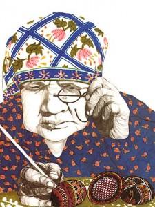 patricia polacco, rechecnka's eggs, http://www.patriciapolacco.com/books/