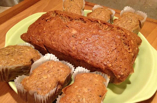 Cook Your Comics: Becky Cloonan's Magic Zucchini Friendship Bread