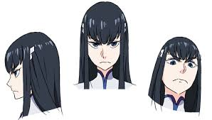 Lady Satsuki, Perfect Monster of my Heart