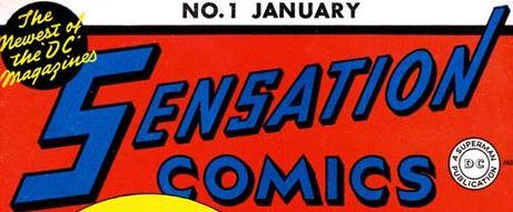 Sensation Comics #1: Wonder Woman in Gotham