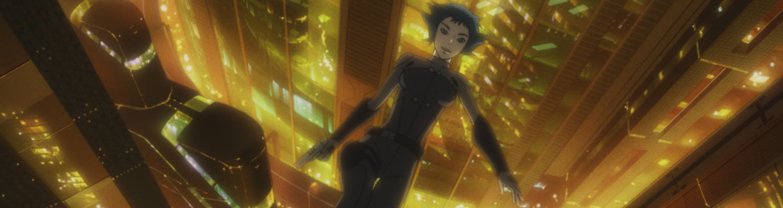 Ghost in the Shell ARISE - 01 - Ghost Pain, The Major, Motoko Kusanagi, Ghost in the Shell: Arise, Production IG, 2013