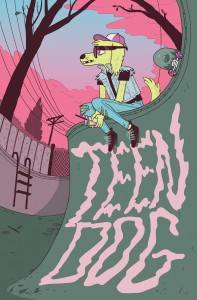 Teen Dog, Jen Lee, BOOM! Studios, 2014