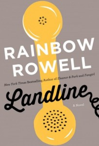 Cover: Landline Rainbow Rowell