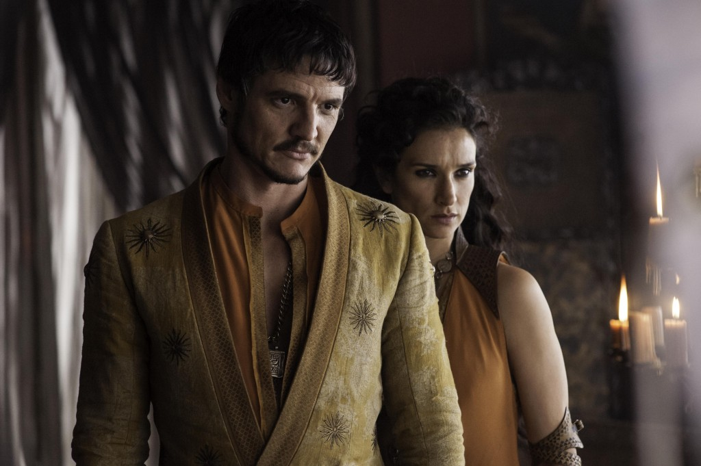 Cap: Game of Thrones, Oberyn Martell