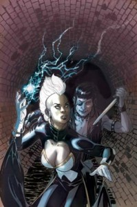 Cover: Storm #2, Marvel 2014