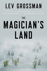 The Magician's Land  Lev Grossman, Viking, 2014