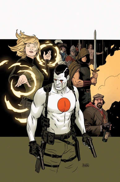 Lemire, Kindt, and Rivera: The Dream Team Coming Together for The Valiant