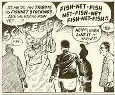 Zippy the Pinhead, Bill Griffith