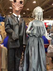 Fan Expo 2014 - Doctor Who Society booth