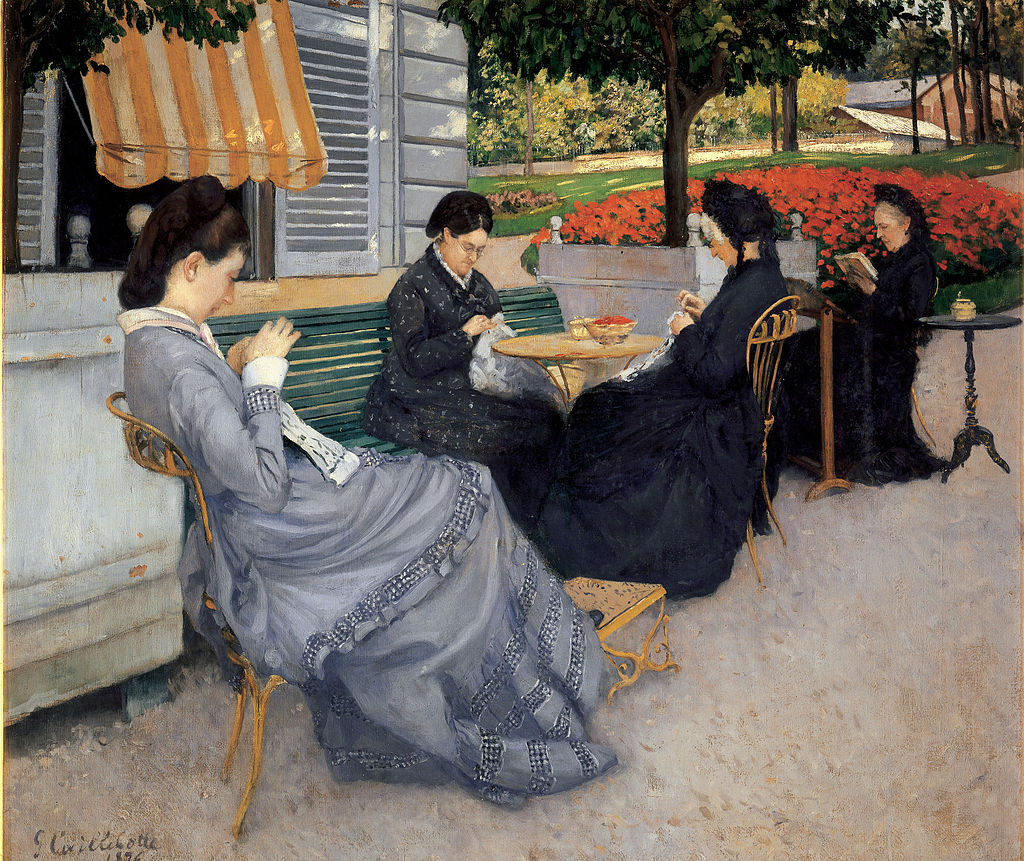 Multifarious: France vs. Impressionism!
