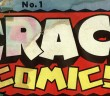 Crack Comics 01, digital comics museum