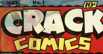 Crack Comics 01, digital comics museum