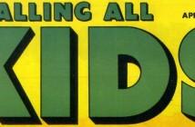 stock: Calling All Kids 018, digital comics museum, Quality Comics, 1948