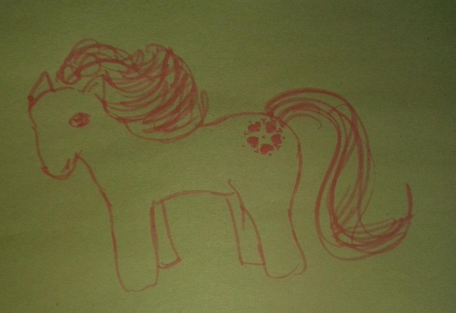 Wendy Browne, pony, 2014