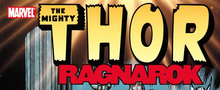 The Apocalypse Isn't The End of the World: Ragnarök and Reading Comics Narratives
