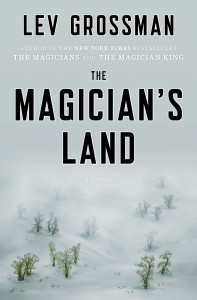 The Magician's Land Lev Grossman Viking Adult