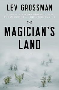 The Magician's Land Lev Grossman Viking Adult
