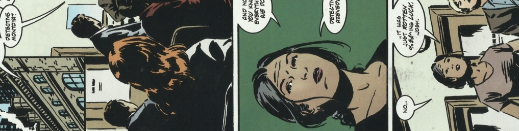 Renee Montoya, Gotham Central, DC COmics, Ed Brubaker and Greg Rucka, 2003-2006