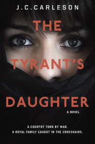 The Tyrant's Daughter JC Carleson Knopf Books