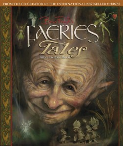Cover: Brian Froud Faerie Tales