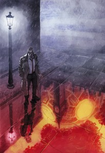 Constantine #7, DC Comics, December Solicits, JUAN FERREYRA