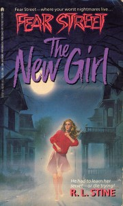 Fear_Street_The_New_Girl Cover