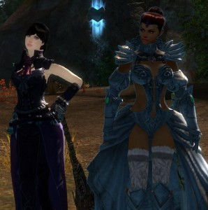 High fashion in Guild Wars 2