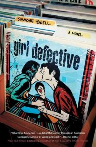 Girl Defective. Simmone Howell. Atheneum Books for Young Readers. Simon & Schuster. September 2nd 2014.