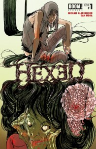 Hexed-1 Cover