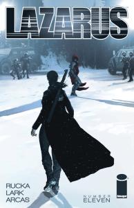 Lazarus #11 Greg Rucka Michael Lark Image Comics