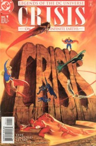 Legends of the DC Universe Crisis on Infinite Earths #1 Marv Wolfman DC Comics 1999