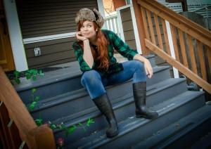 Life Geek - Chelsea Anne Lumberjanes 1