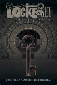 Locke & Key, Joe Hill & Gabriel Rodriguez, Vol. 6, IDW, paperback cover