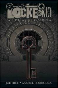 Locke & Key, Joe Hill & Gabriel Rodriguez, Vol. 6, IDW, paperback cover